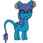 Mythical Pony Hybrid by NostalgicNerd94