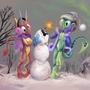 oh snow! by bimshwel