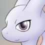 Mewtwo pokemorph by ZinZoa