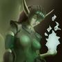 Wood Elf by LegionBrewer
