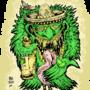 Mezcal Monster by pastaboss