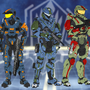 Halo Ammunition: Fire Team QUIVER 2557 by Halochief89