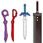 Sword Sprites by morganstedmanmsNG