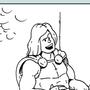 Thor's hammer by Nevillsbottom