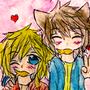 Kitty Team- cheesy version by Akari19