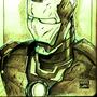 Iron Man by matty229
