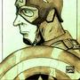 Captain America by matty229