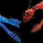 Fire and ice dragon by chitucoolass