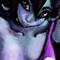 VimHomeless goth Alien girl OC