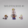 Sceleton Boss for my game