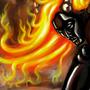 Hidden Fire by industrialplayground