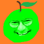 The Apple XXIV: Newman Apple by SuperUltraAusterity
