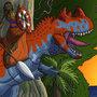 Ceratosaurus Knight