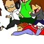 Lil friends by LilRookieToon