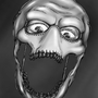 cyborgg skull by VenturaNG