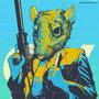 Richter - Hotline Miami by Cyberworm360