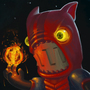 Fire Demon - Castle Crashers by Cyberworm360