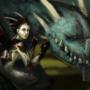 dragon princess by zattdott