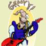 Earthworm Jim Groovy Bass by pastaboss