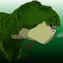 Derpasaurus Rex by OmgXero