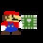8 Bit Metal Mario by JimmytheCat