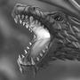 Dragon Knight by LegionBrewer