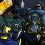 Sir Dufius vs. Monsters by Bradshavius
