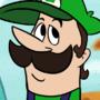 Hanna-Barbera Style Super Mario Bros. by Bradshavius