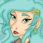 Battle Aquamarine by Pegagamer