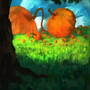 Daily Imagination #161 - PUMPKINS by Xephio