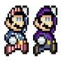 Mario's Alt. Pixels by GrimKage7