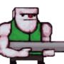 tofu dude by jmlee