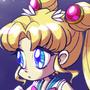 "Sailormoon ""Desk Clutter"" by ArtistGamerGal"