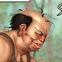 Lara vs Dirty guy by StudioPirrate