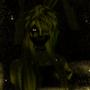AsamiMinx as Springtrap from FNAF 3