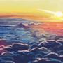 Cloud study 2 by LegionBrewer