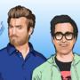 Rhett and Link GMM by OmgXero