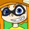 Splatton Squid Girl