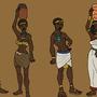 Civilization Evolution: Egyptians by BrandonP