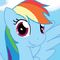 Retired Design: Rainbow Dash