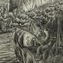 Fishing in the Dark by Ezydenias
