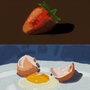 Food Study by GrimKage7