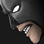 Bats V. Joke by ImmaDrawOnYourFace