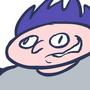 blue hair? by Emrox