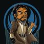 Luke Skywalker by Dukson
