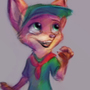 Nick Wilde of Zootopia