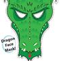 Children's Dragon Mask