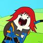 Prometheus Adventure Time Fan Art