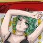 Tatsumaki at the Beach