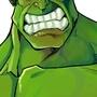 Hulk by Kakiusko